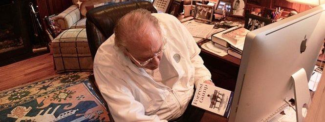 Con 77 años murió Winston Groome: el hombre que escribió la inolvidable historia de Forrest Gump