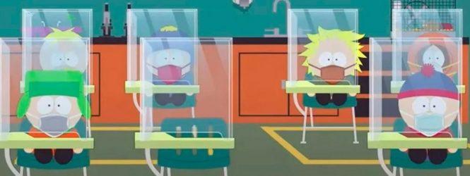 South Park abrirá su temporada número 24 con un especial sobre la pandemia
