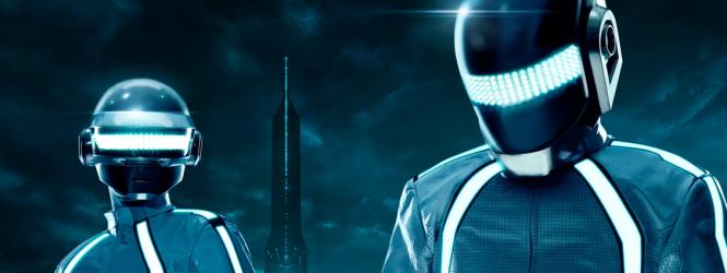 Daft Punk publica la colección completa de la música compuesta para 'TRON: Legacy'