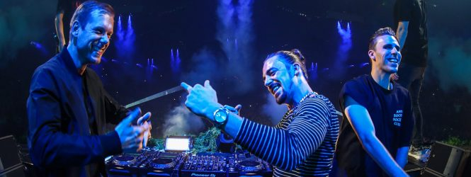 'Christmas Time': El sonido que Armin van Buuren, Dimitri Vegas & Like Mike te regalan para Navidad