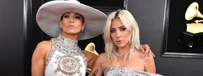 Así fueron las presentaciones de Lady Gaga y de Jennifer Lopez en la toma de posesión de Joe Biden