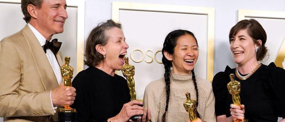 La historia de Frances McDormand y Chloe Zhao