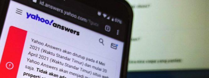 8 extrañas preguntas para recordar a Yahoo Respuestas antes de que desaparezca de Internet