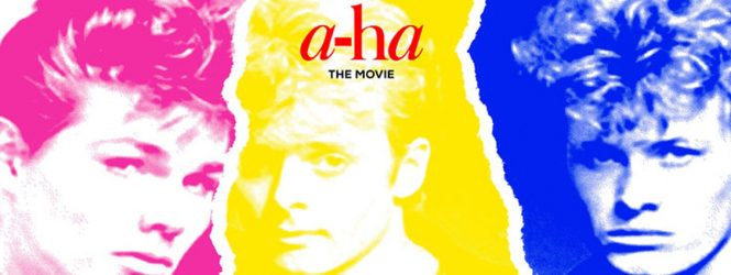 ¡Tendremos documental de A-ha! Mira el tráiler oficial de esta producción que se estrena el próximo 12 de junio