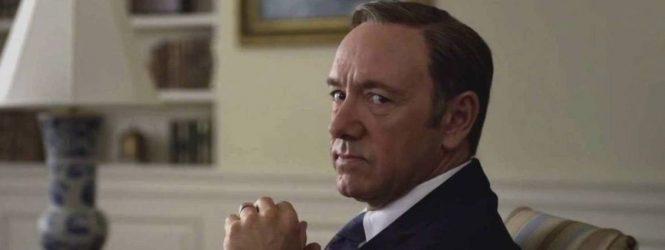Los veinte pecados de Kevin Spacey: el actor que aparecerá en una nueva película llamada 'El Hombre que Diseñó Dios'