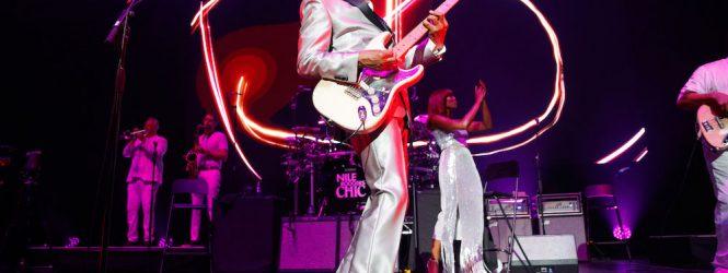Música, baile y patines. La mezcla de Nile Rodgers para su próximo proyecto