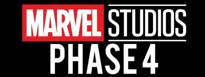 Marvel Studios y su emocionante anuncio de la Fase 4 del UCM