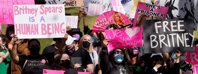 """""""Le he dicho al mundo que estoy bien y feliz, pero estoy traumatizada, no puedo dormir"""": Britney Spears testificó sobre su tutela"""