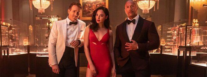 'Red Notice': la película de Netflix que une a The Rock, Gal Gadot y Ryan Reynolds