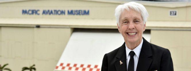 Wally Funk: la mujer de 80 años experta en aviación que viajará al espacio junto a Jeff Bezos
