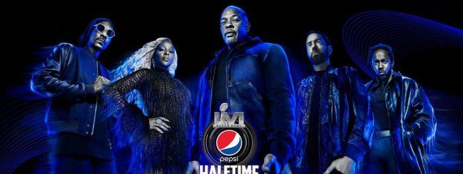 Eminem dentro de los artistas confirmados para el Halftime Show del Super Bowl 2022