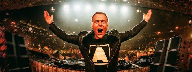 Armin van Buuren lanzó 'FOREVER': un álbum de doce colaboraciones nacidas de su 'A State of Trance'