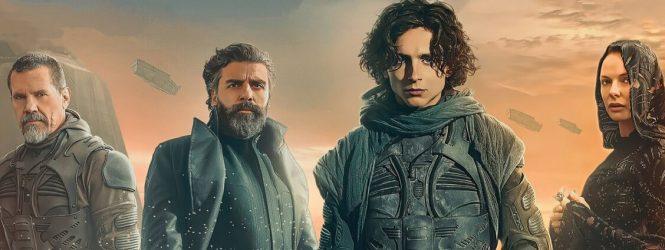 'Dune' triunfa en la taquilla internacional y espera tener un estreno abrumador en Norteamérica y China