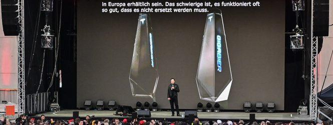 Elon Musk conoció a Boris Brejcha: el magnate lo invitó a tocar en un evento de Tesla, luego de confesar que es su Dj favorito