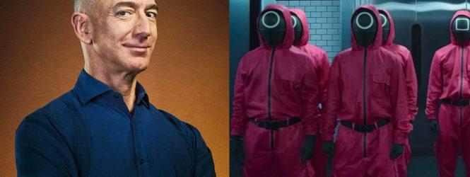 'El Juego del Calamar': la serie de Netflix que hasta Jeff Bezos ha elogiado